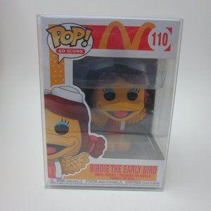 McDonald's Birdie Funko w/ protector